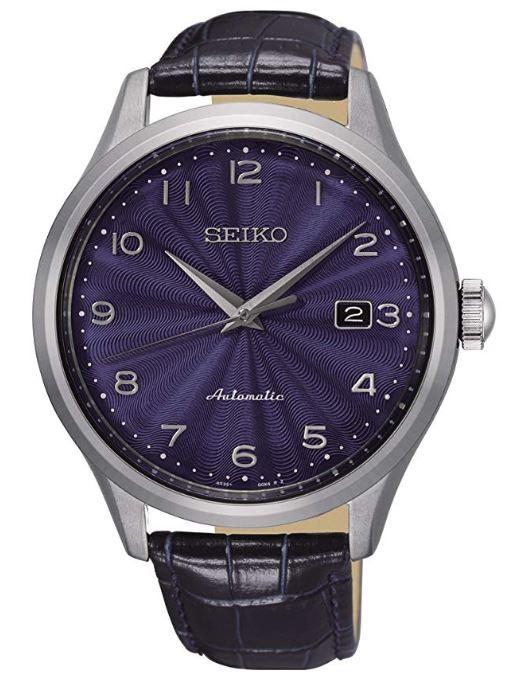 [Amazon prime] Seiko SRPC21K1 Automatik-Uhr mit Leder-Armband für nur 143,62 € statt 214,20€