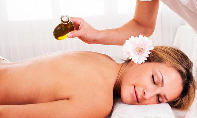 [LOKAL] Warme Ganzkörper Aroma-Öl-Massage bei Pin Thai Massage: 60 Minuten pure Entspannung und Wohlbefinden in Würselen bei Aachen