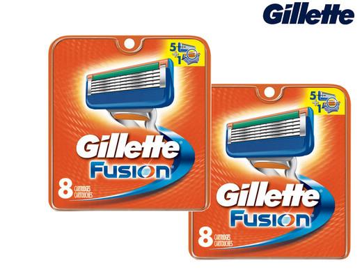 16 Gillette Fusion Rasierklingen