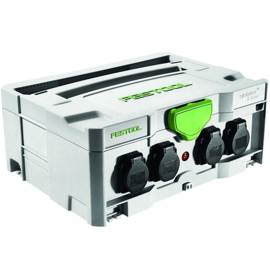 Festool SYS Power Hub Stromverteiler SYS-PH 200231 Systainer 5 Steckdosen für 98,93€ [Contorion]