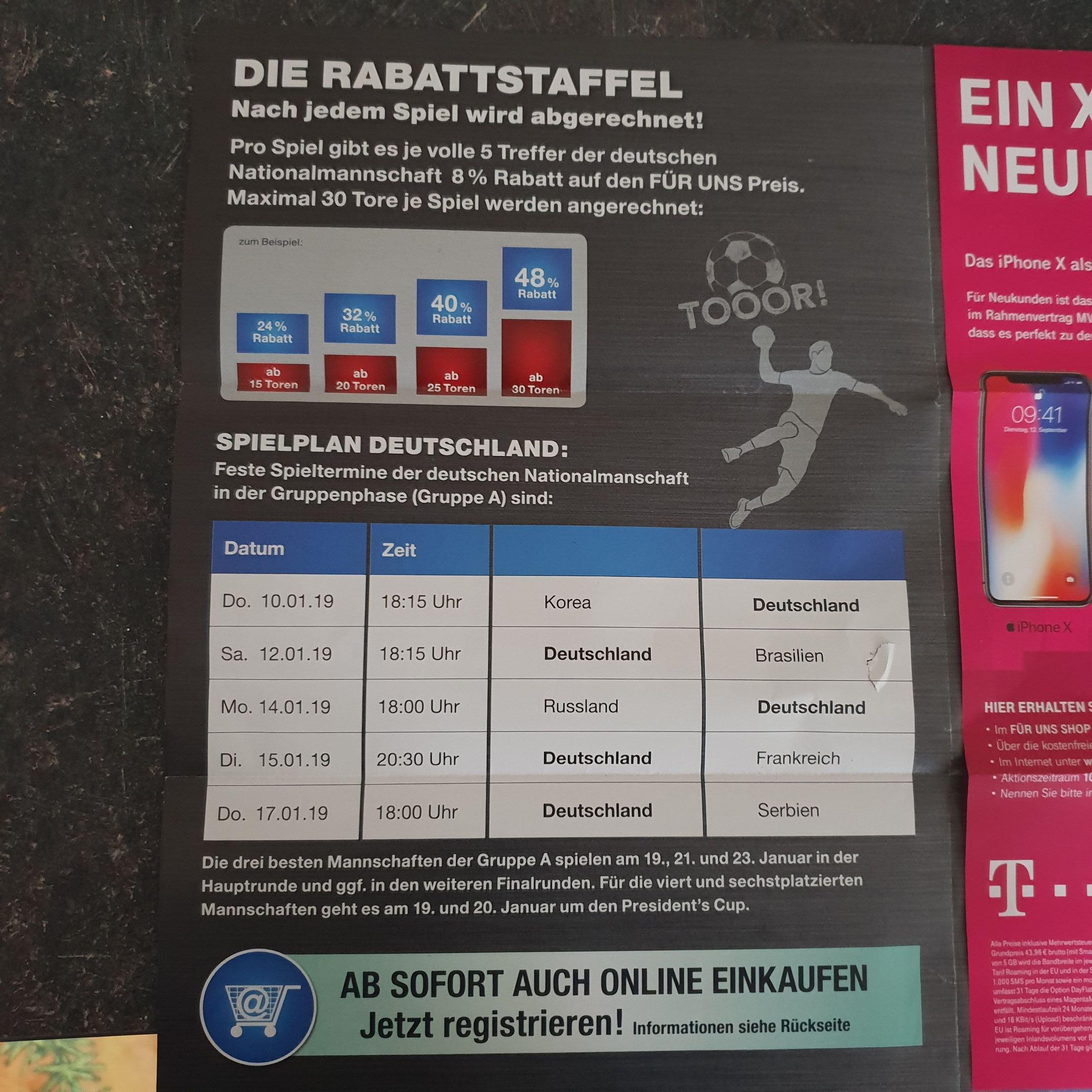 Siemens FürUns Shop (auch für nicht Mitarbeiter möglich) bis 48% Rabatt möglich - ab 10.1.