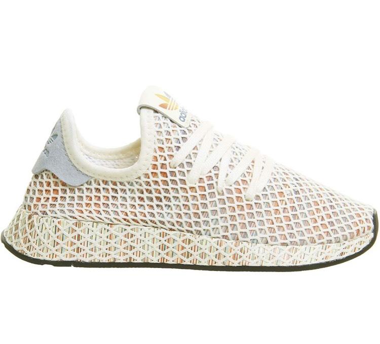 Adidas Deerupt Pride cream white/ash grey/core black