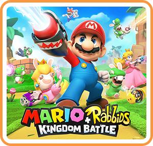 Mario + Rabbids: Kingdom Battle Gold Edition (Switch) für 23,12€ (US eShop)