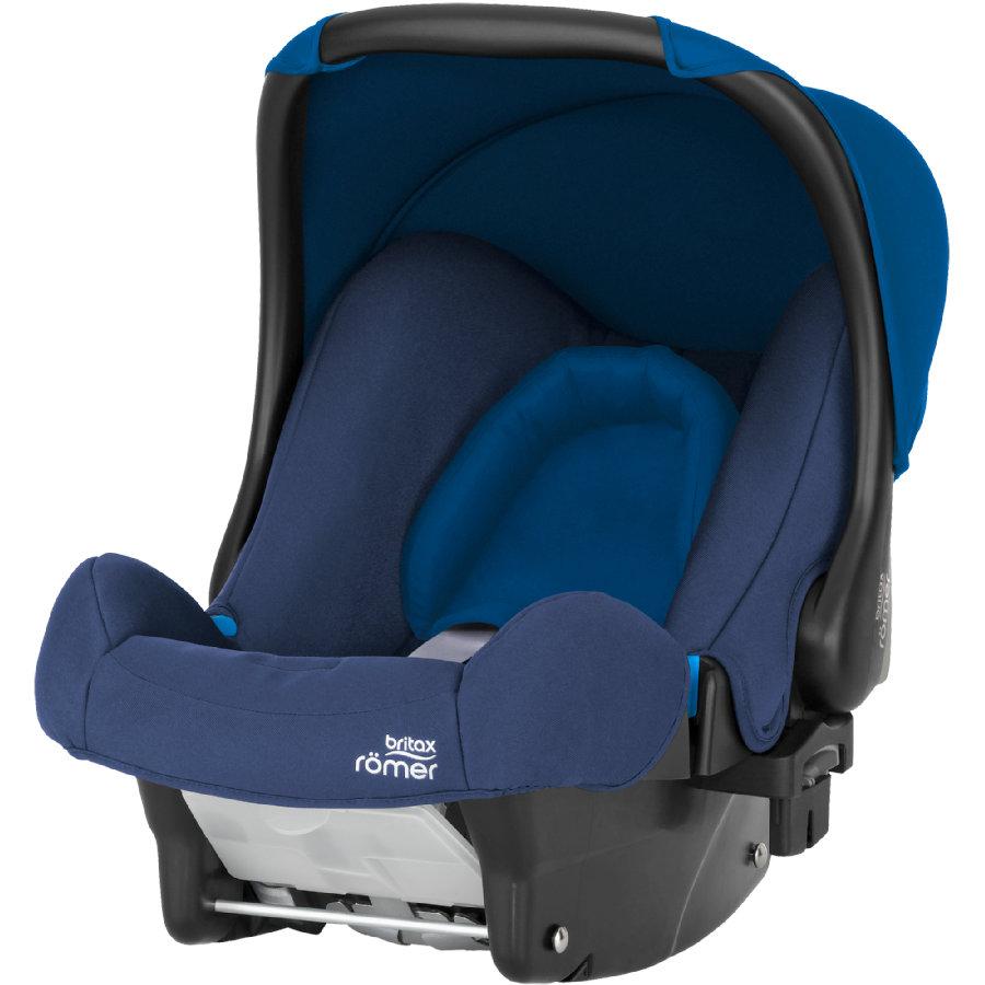 Tagesdeals bei babymarkt, z.B. Britax Römer Babyschale Baby-Safe Ocean Blue