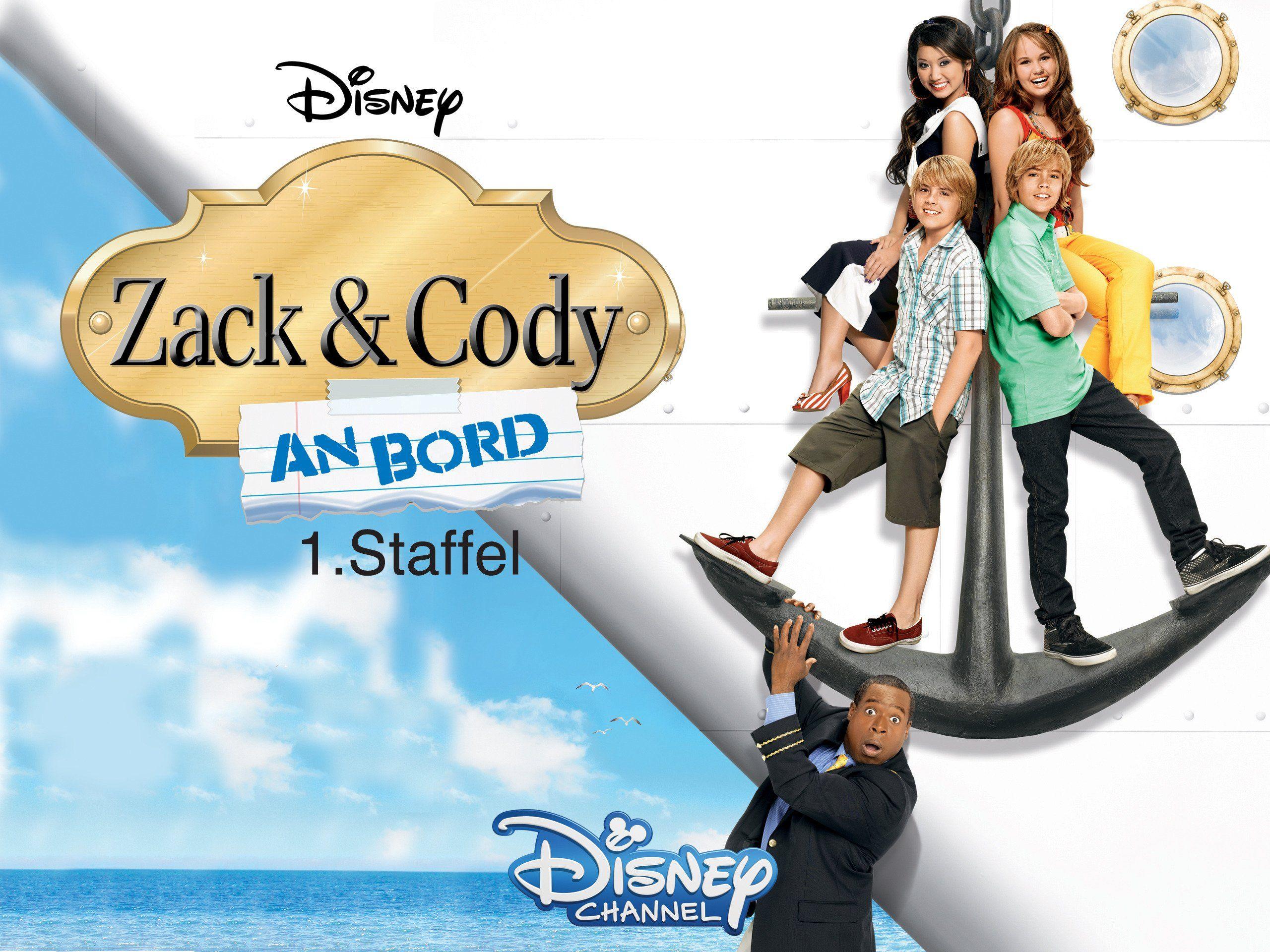 [Amazon Video] Disney Zack & Cody an Board - Staffel 1 SD - 21 Folgen - [Preisfehler]