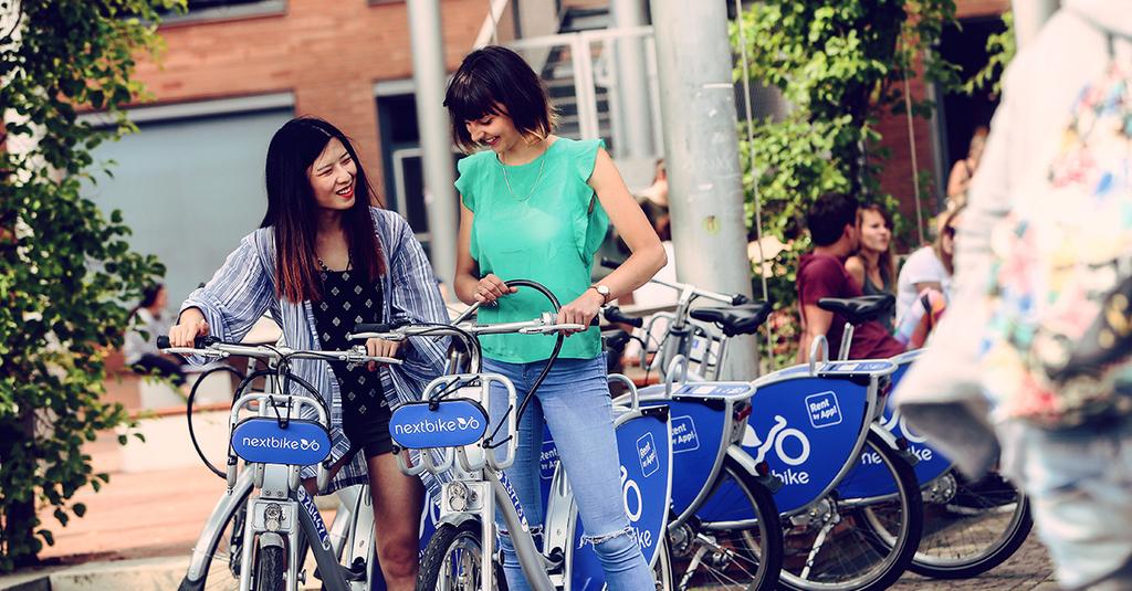 Nextbike 5€ Fahrtguthaben durch DKB Visa Card