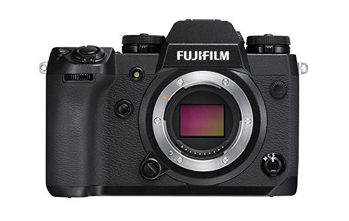 Fujifilm X-H1 im Kit mit XF18-55 oder XF18-135 (Objektive stark reduziert)