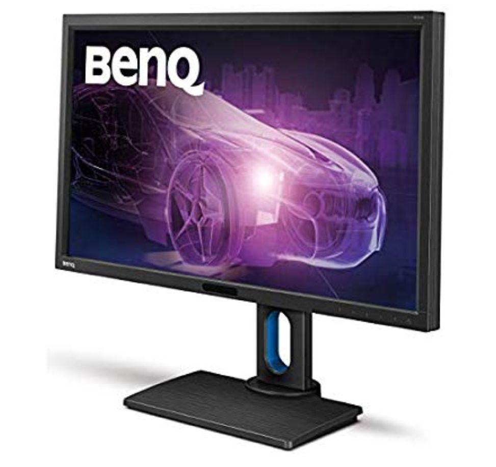 "[Amazon.es] BenQ BL2711U 27"" 4K UHD, 300cd/m², IPS, 100% sRGB, 10bit, CAD, Blaulichtfilter, Picture-in-Picture, Pivot, Lautsprecher, USB-Hub"