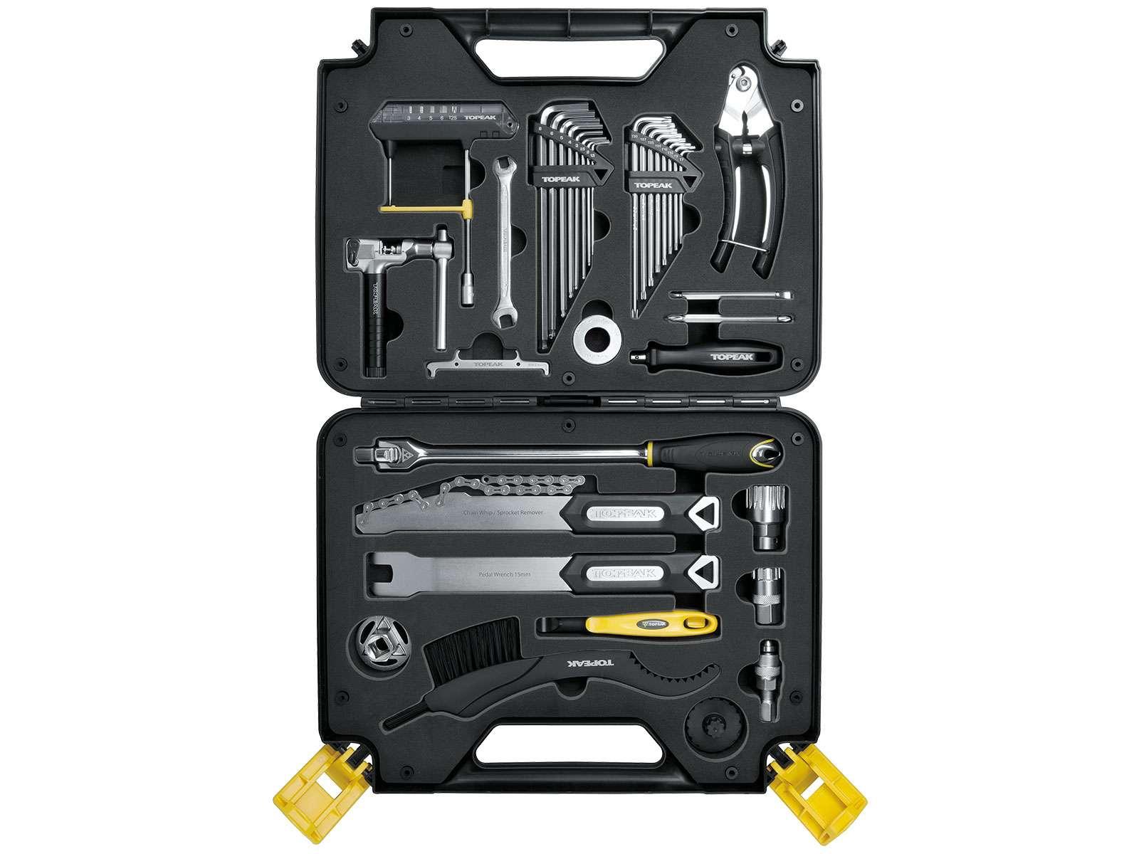 Topeak PrepBox Werkzeugkoffer für Fahrräder