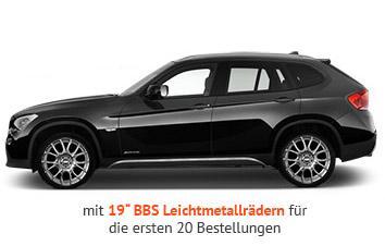 BMW X1 Leasing (2 Jahre, 20000km, 209€ mtl. + 990€ Sonderzahlung)