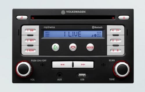 VW RMT 100 Radio @ Ebay