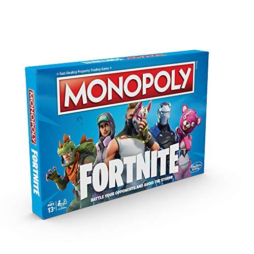 Hasbro Monopoly: Fortnite Edition [Amazon Prime & Galeria Kaufhof]
