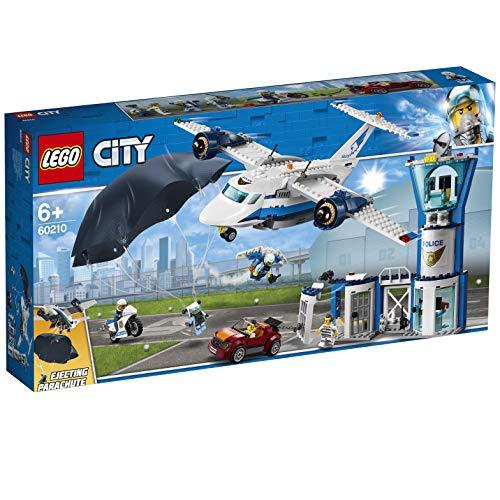 """Lego 60210 , das neue Set """"Polizei Fliegerstützpunkt"""" für 39,99€"""
