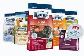 Gratis 1 kg-Packung Happy Dog oder 300 g Happy Cat Tierfutter bei Fressnapf  ( Süddeutschland )