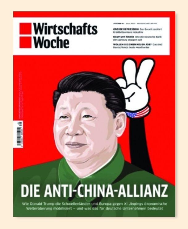 WirtschaftsWoche Schnupperabo / Probe-Abo (3 Monate, 13 Ausgabe) für 76,70€ + Geldprämie über 76,70€