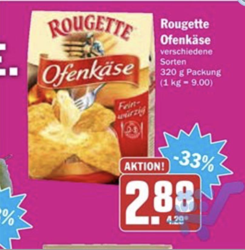 (Lokal HIT) Rougette Ofenkäse 320 Gramm verschiedene Sorten