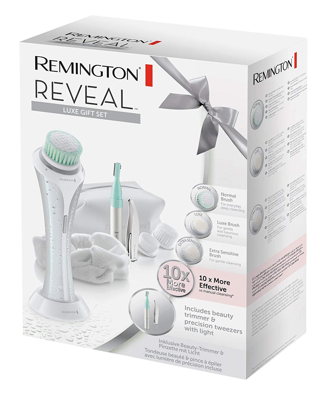 Remington FC1000GP Reveal Luxe Gesichtsreinigungsbürste Geschenkset
