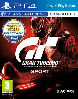 Gran Turismo Sport (PS4) für 15,45€ (ShopTo)