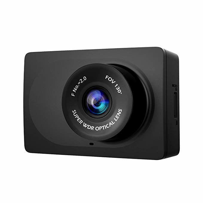 [Amazon] YI Kompakt Dash Camera 1080p Auto Kamera Full HD Dashcam mit Nachtsicht 6,68 cm (2,7 Zoll)
