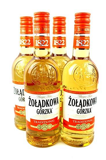 Zoladkowa Gorzka Wodka Traditional / Mint / Black Cherry 0,5l [Trinkgut]