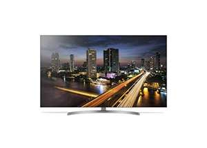 LG OLED55B87 139 cm (55 Zoll) OLED Fernseher (Ultra HD, Twin Triple Tuner, Smart TV) [Amazon + Saturn]