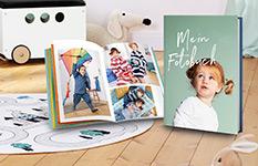 Tchibo Fotobuch über Fotokasten ab 19,99 EUR (100/200 Seiten)