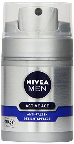 NIVEA Men, Anti-Falten 50 ml Spender Active Age - AMAZON Pantry-Box
