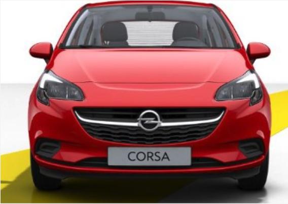 Opel Corsa E 1.2 Cool & Sound Leasing für 79,- Euro monatlich (97,03 inkl. Überführung)