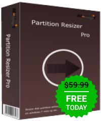 GAOTD portable partition resizer PRO 32/64bit bis Di 9°°
