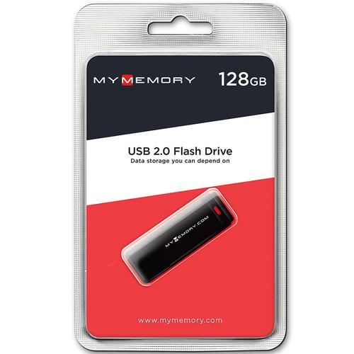 MyMemory 128GB Elite USB 2.0 Flash Drive für 11,49 € @ Mymemory