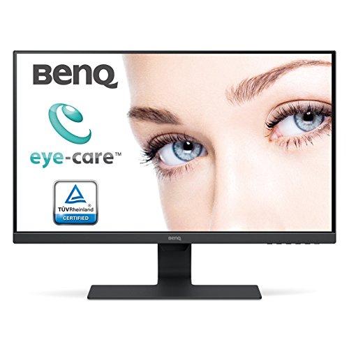 BenQ GW2780 68,58 cm (27 Zoll) LED Monitor (Full-HD, Eye-Care, IPS-Panel Technologie, HDMI, DP,Lautsprecher) schwarz von BenQ[Amazon & NBB]