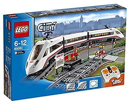 LEGO City - Hochgeschwindigkeitszug[Amazon]