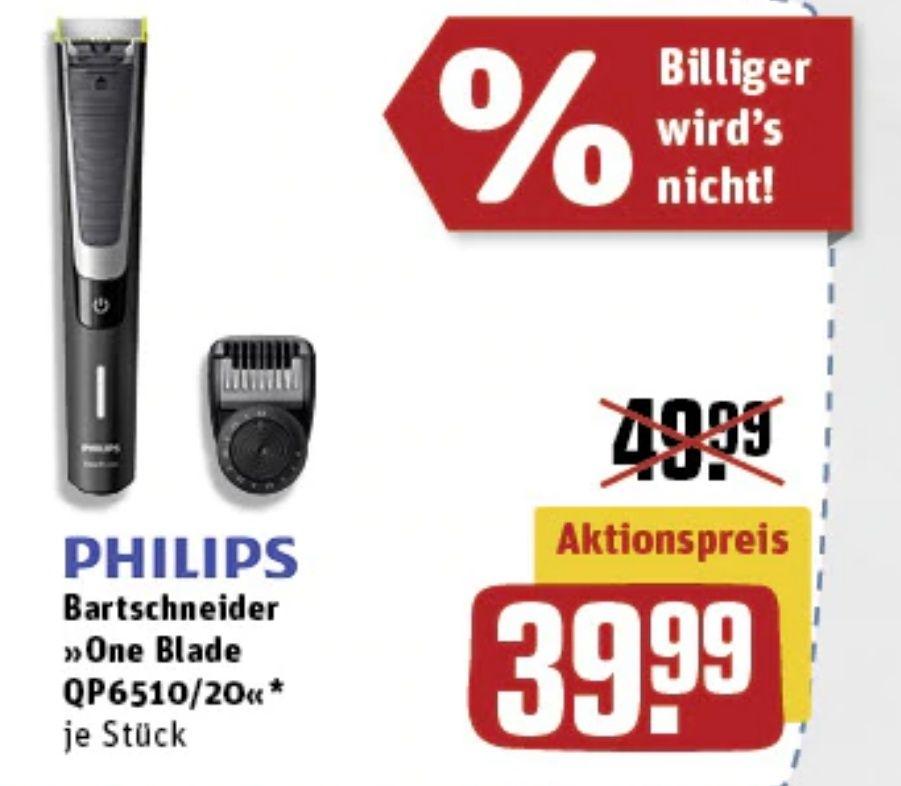 Philips OneBlade Pro QP6510/20 REWE