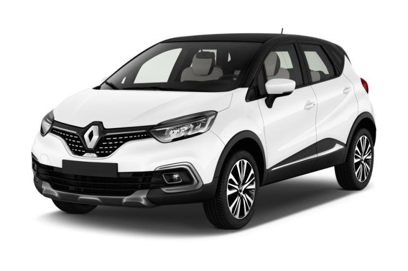 Renault Captur Life ENERGY TCe (90 PS) für 59€ / Monat netto im Gewerbeleasing bei 12 Monaten und 15 Tkm / Jahr