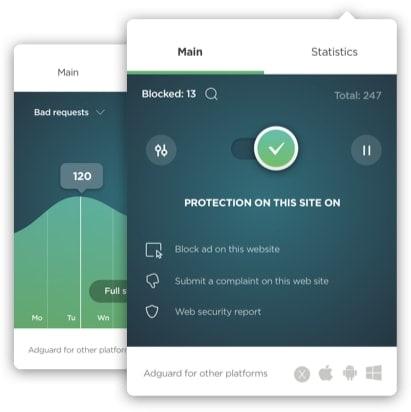 AdGuard, zB lebenslanger mobiler Schutz mit Trick ab 5,82 EUR