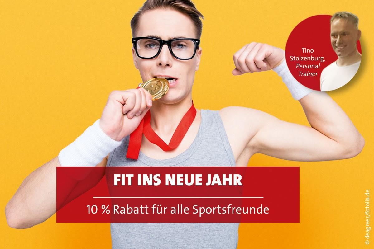 10% Rabatt bei MAREDO mit Mitgliedsausweis eures Fitness-Studios oder Sportvereins