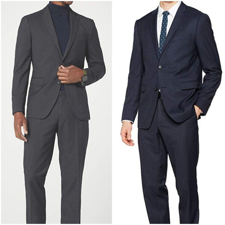 Esprit Anzugjacke (Sakko) in blau oder schwarz in diversen Größen ab 20,09 Euro