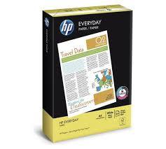 HP Kopierpapier, A4, 500 Blatt für 2,89 Euro [Jawoll]