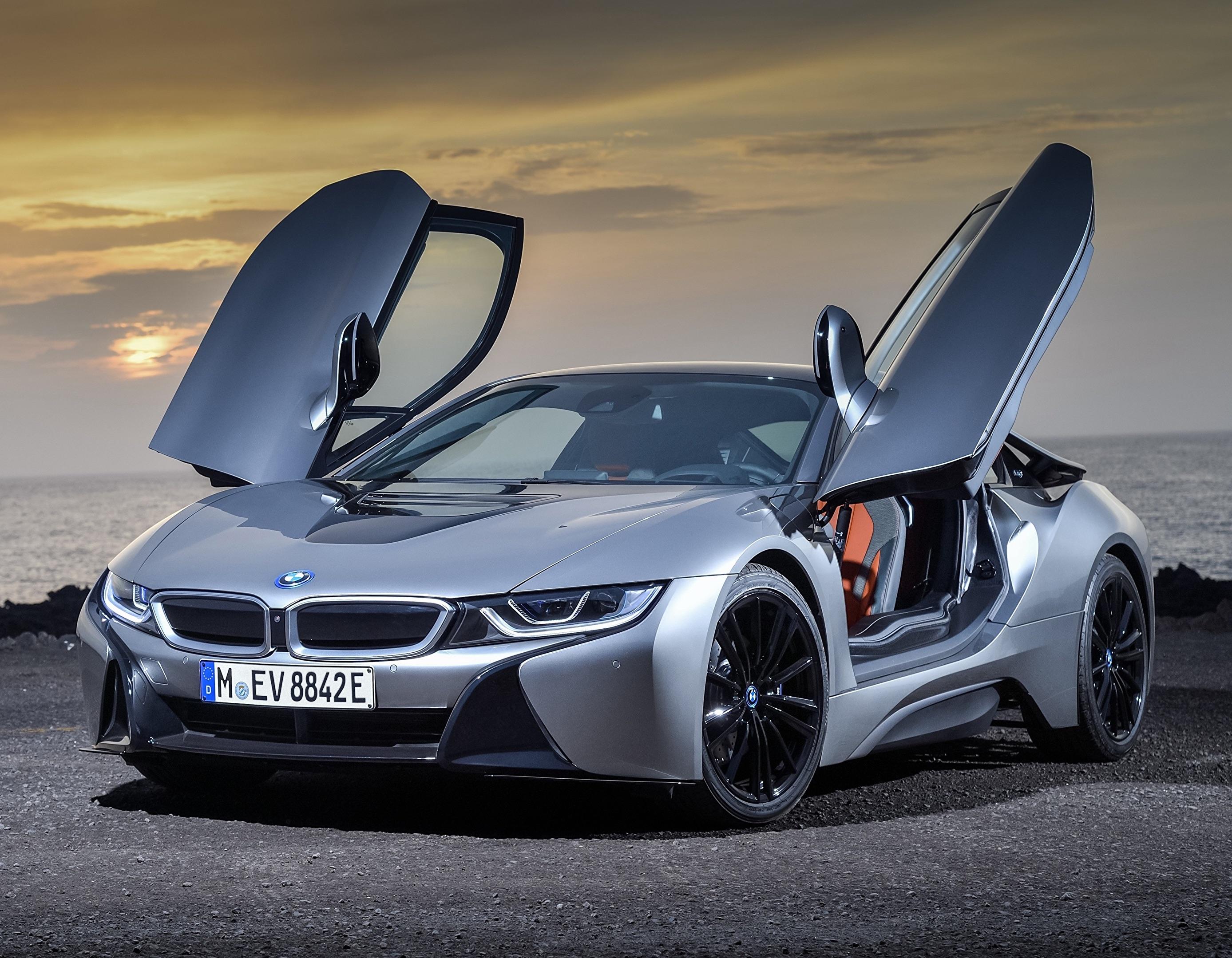 BMW i8 Coupé (374 PS) - 859€ / Monat, 24 Monate, EZ 03/18 im [Privat- & Gewerbeleasing]
