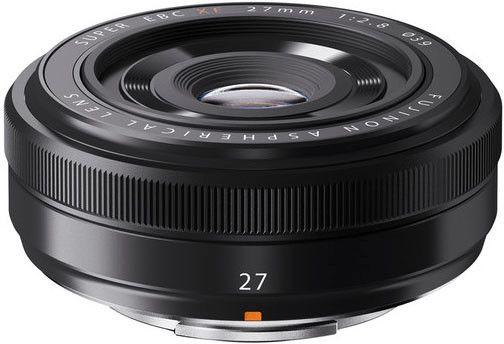 Fujifilm FUJINON XF 27mm f2.8schwarz