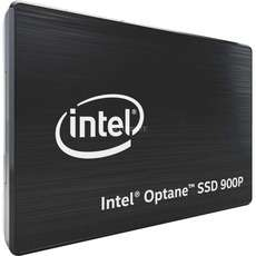 Intel Optane SSD 900p U.2 Solid State Disk 2,5 280 GB + M.2-Adapter PCIe 4.0 intern (SSDPE21D280GASM)