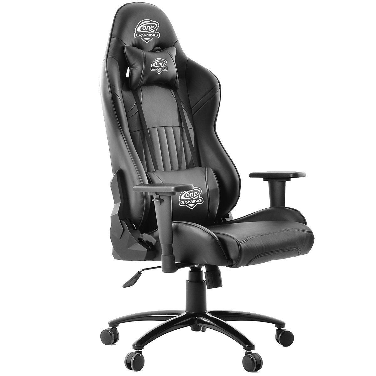 ONE GAMING Chair Pro - mit Nacken- und Lordosenkissen - ab 159,99€ (Neukundenrabatt) (OTTO)