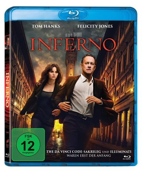 [Hugendubel] Inferno Blu-ray