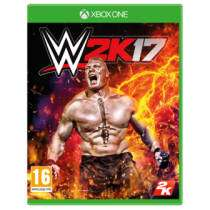 WWE 2K17 (Xbox One) für 6,61€ (Game UK)