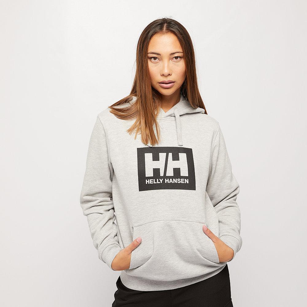 Helly Hansen Hoodie in Grau-meliert (Gr. XS-L)