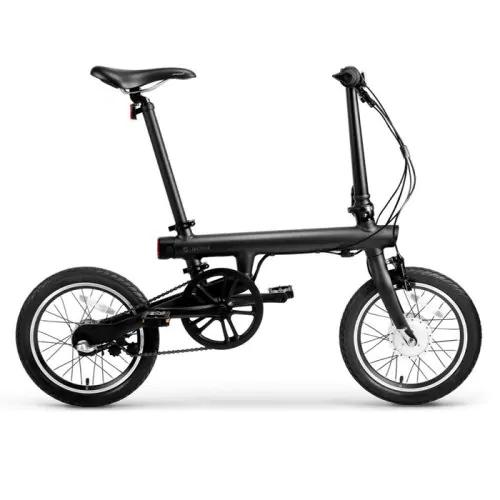 QICYCLE TDR01Z Folding Fahrrad Electric Bike E-bike from Xiaomi Youpin - BLACK International Version