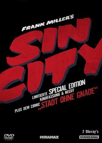 [Media-Dealer] Sin City - Kinofassung + Recut / Special Edition (Blu-ray) für 9,76€