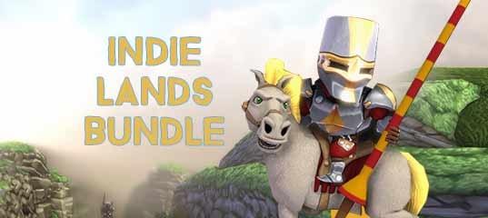 [STEAM] Indiegala Indie Lands Bundle
