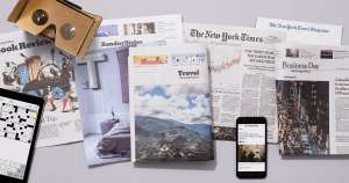 New York Times Digital Abo