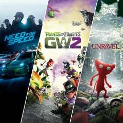 [PSN/PS4] EA Family-Bundle: Need for Speed, Unravel, Plants vs Zombies Garden Warfare 2 [12,99€ PS+]
